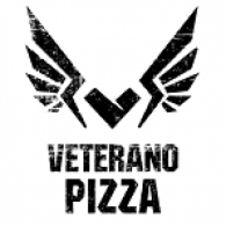 Логотип Veterano Pizza